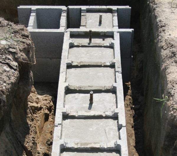 Преимущества строительства из блоков несъемной опалубки Теколит