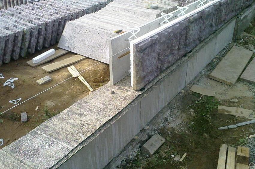 Несъемная опалубка для фибробетона m100 бетон